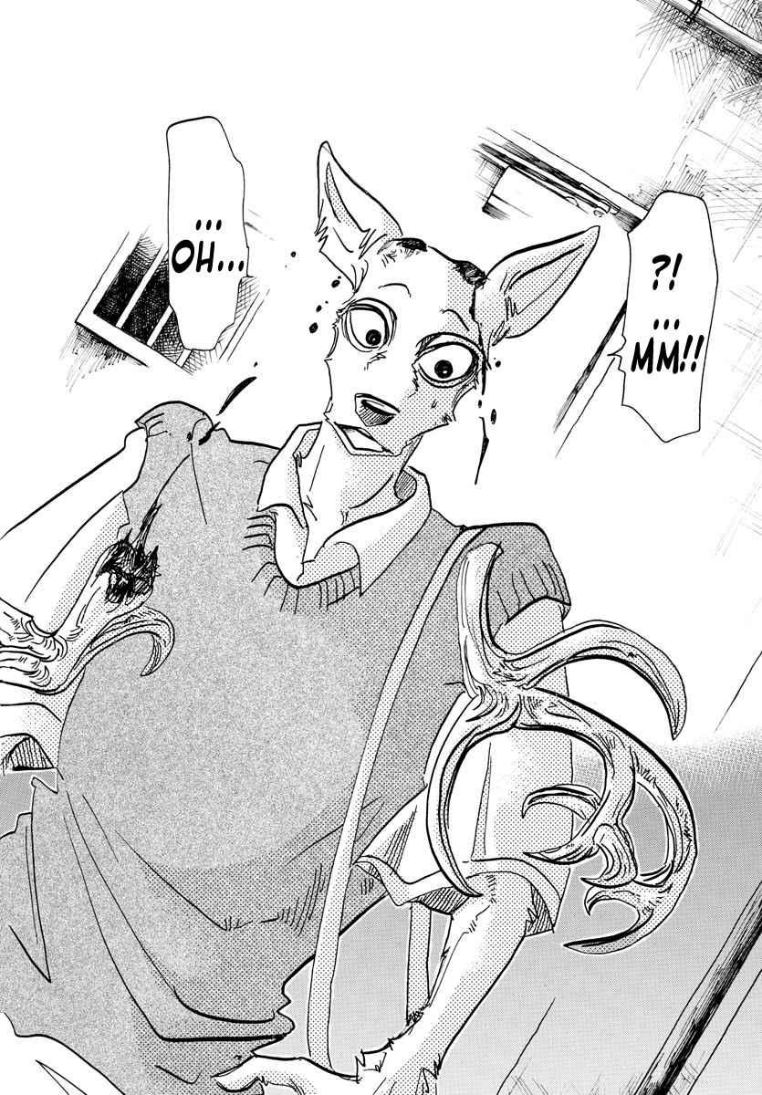 Beastars, Chapter 131 Manga Online English in High-Quality