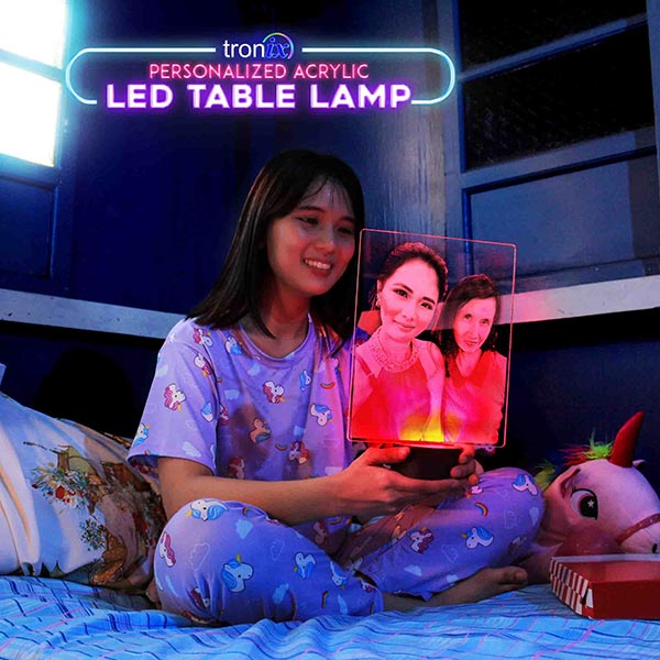 LED table night lamp