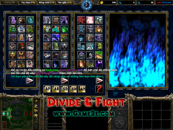 Divide and Fight v2 17d w3x