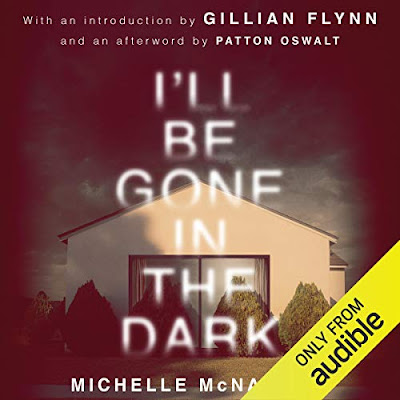 ill be gone in the dark audiobook