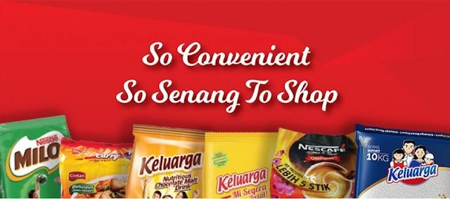 so convenient store
