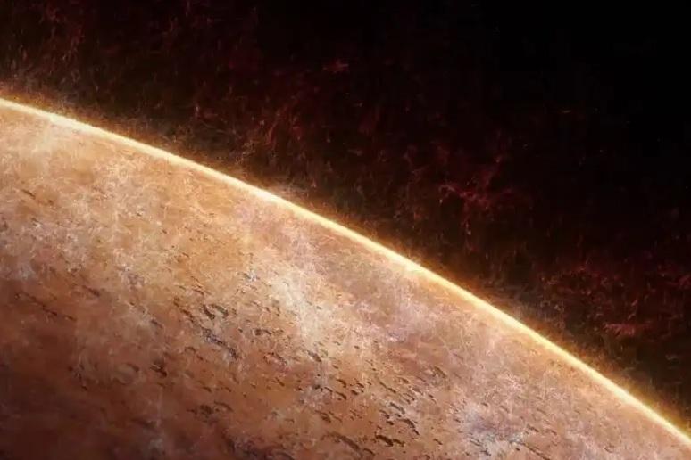 توفانهای غبار با بیرون راندن آب از هوای مریخ، این سیاره را چنین خشک کردهاند