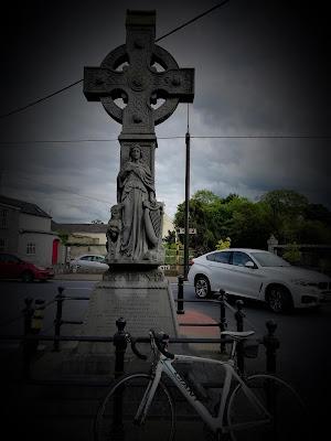 Monasterevin Father Prendergast memorial