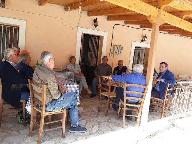"""ΠΔΕ-Θ. Βασιλόπουλος: """"Οφείλουμε να δίνουμε λύσεις στους αγροκτηνοτρόφους της ορεινής ζώνης"""""""