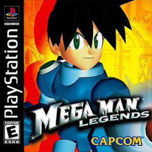 Baixar Mega Man Legends (1997) PS1 Torrent