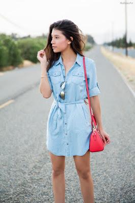 Vestidos de verano de mezclilla