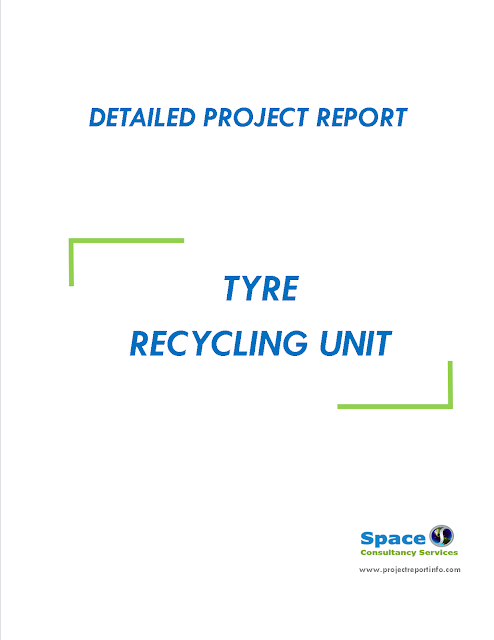 Project Report on Tyre Recycling Unit