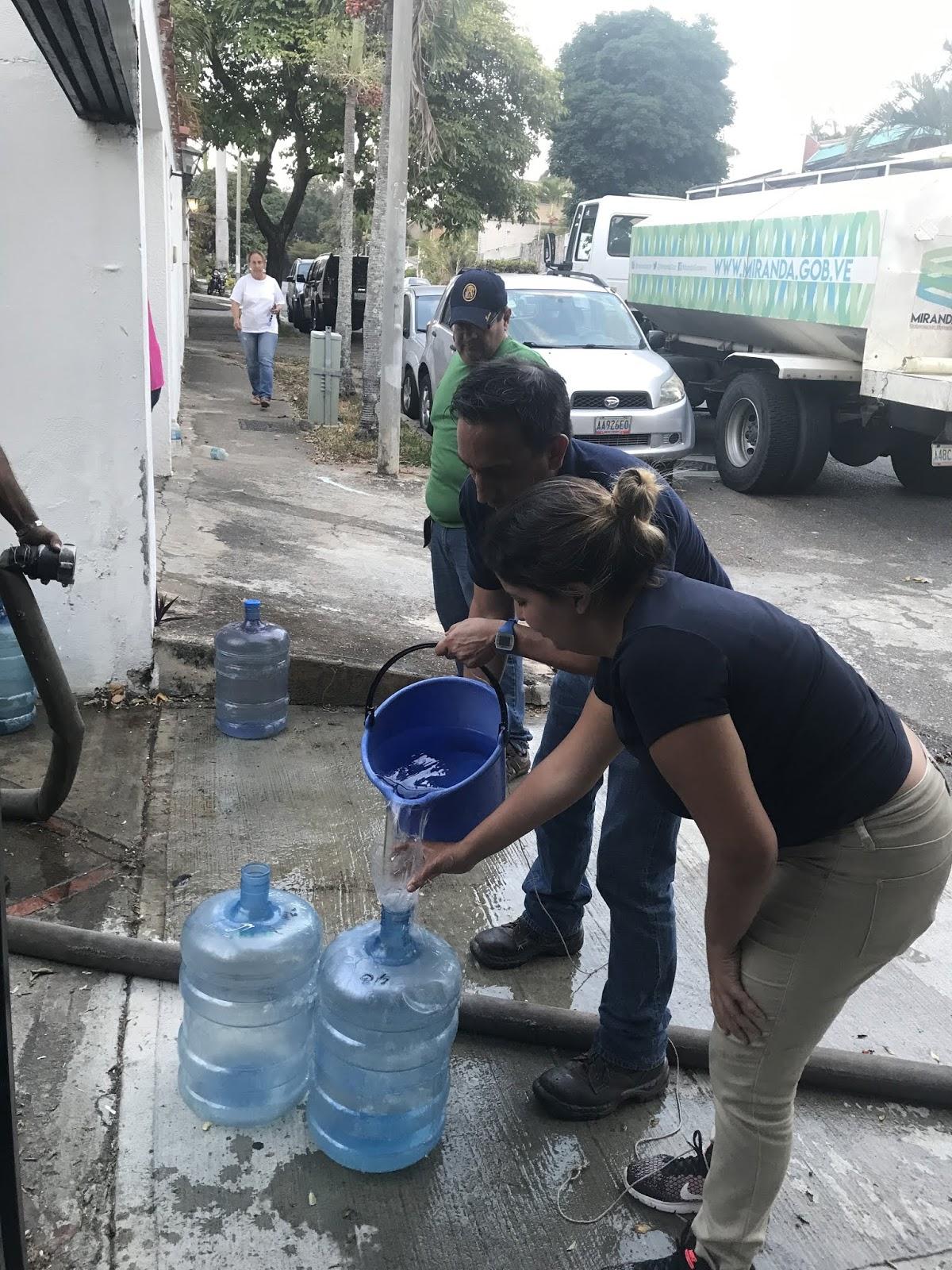 """VENEZUELA: Concejal de Baruta Alessandrá Sanchez; """"hay que reinventarse, adaptarse, sin entregarse"""""""