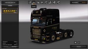 HCN for Scania R500 Streamline