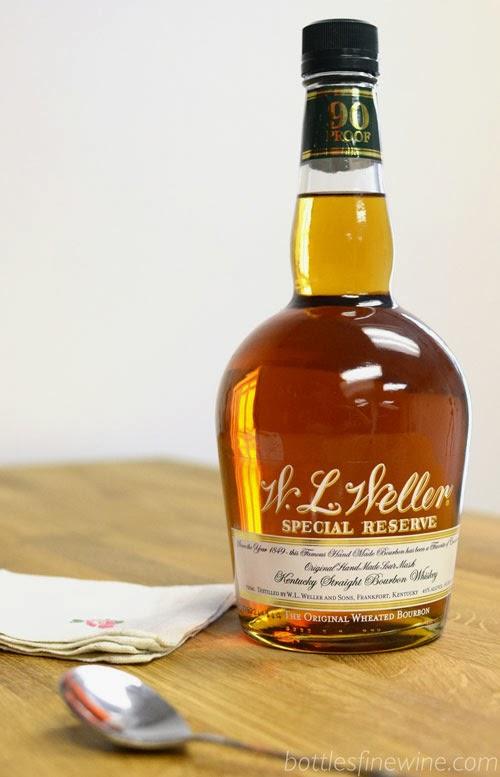 WL Weller Special Reserve Bourbon Whiskey