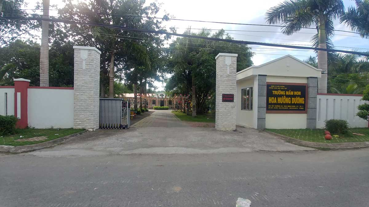 Trường mầm non Hướng Dương