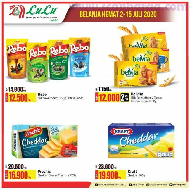 Lulu Hypermarket Katalog Belanja Hemat Terbaru Periode 2 - 15 Juli 2020 9