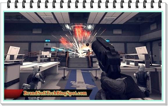 Modren Combat 4 For Android