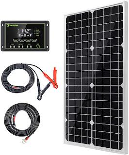Topsolar Solar Panel Kit