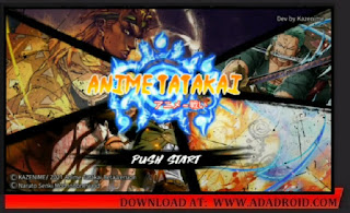 Download Naruto Senki Mod Anime Tatakai Apk by Kazenime
