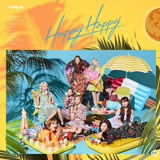 [Single] TWICE - Happy Happy Mp3 full m4a 320kbps