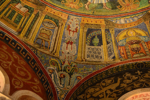 Baptistère des Orthodoxes Ravenne