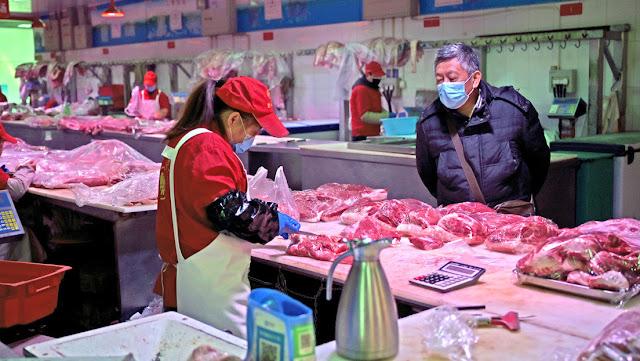 Wuhan confirma la prohibición de venta y consumo de animales salvajes