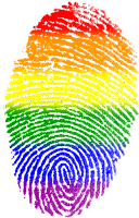pride fingerprint