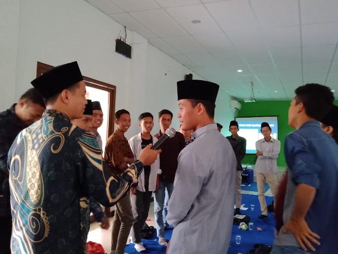 Maba Ipmafa Belajar Manhaj Public Speaking Baginda Nabi Muhammad SAW