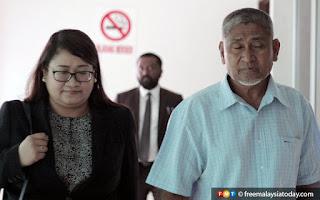 Bapa Adib tuduh peguam negara halang peguam jalan tugas