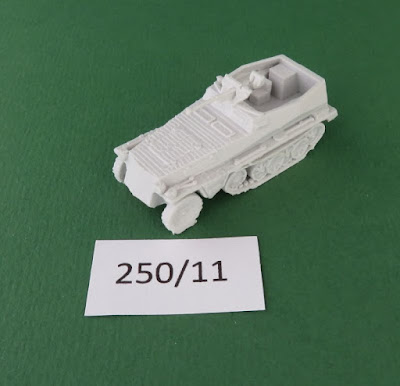 Sd Kfz 250/1 to 11 picture 21