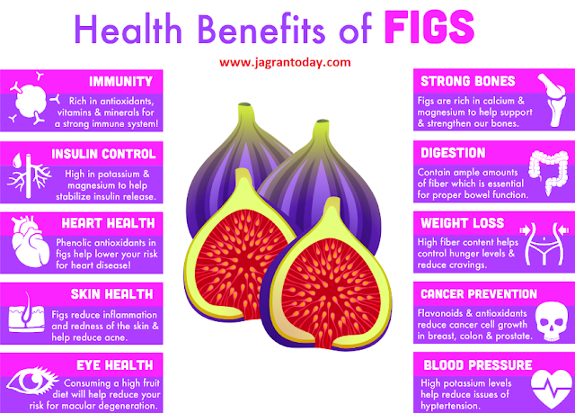 Benefits and Uses of Fig to Cure Every Diseases