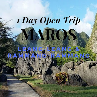 one day open trip maros