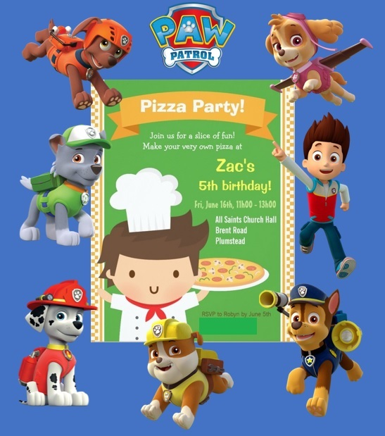 Being Zacs First Real Class Party Although We Didnt Want To Go All Out Crazy Wanted Give Them A Good Time And So Also Had Choose An