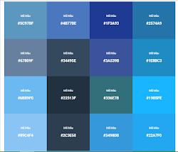 Tạo Trang Mã Màu Cho Blogger