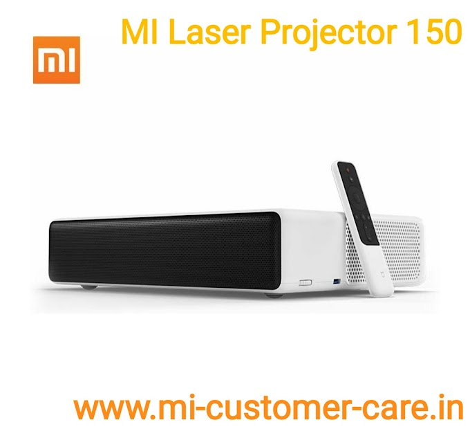 What is the price-review of MI laser projector 150?
