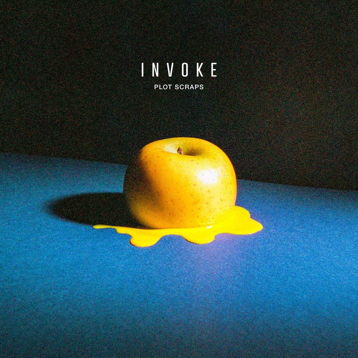 Plot Scraps - Invoke mini album