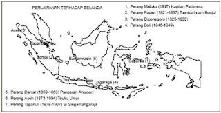 Perlawanan Rakyat Indonesia terhadap VOC dan Pemerintah Hindia Belanda