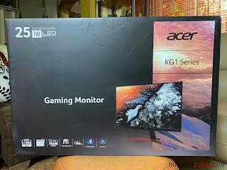 """25"""" Acer KG1 1080p 144Hz"""