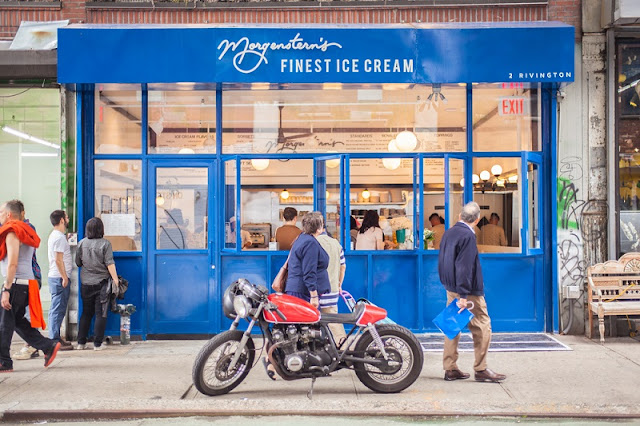 Sorveteria Morgenstern's Finest Ice Cream