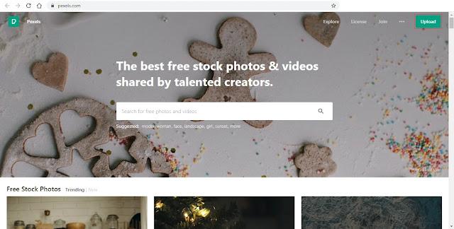 يقدم موقع بيكسلس Pexels أفضل الصور ومقاطع الفيديو المجانية - وظائف ناو