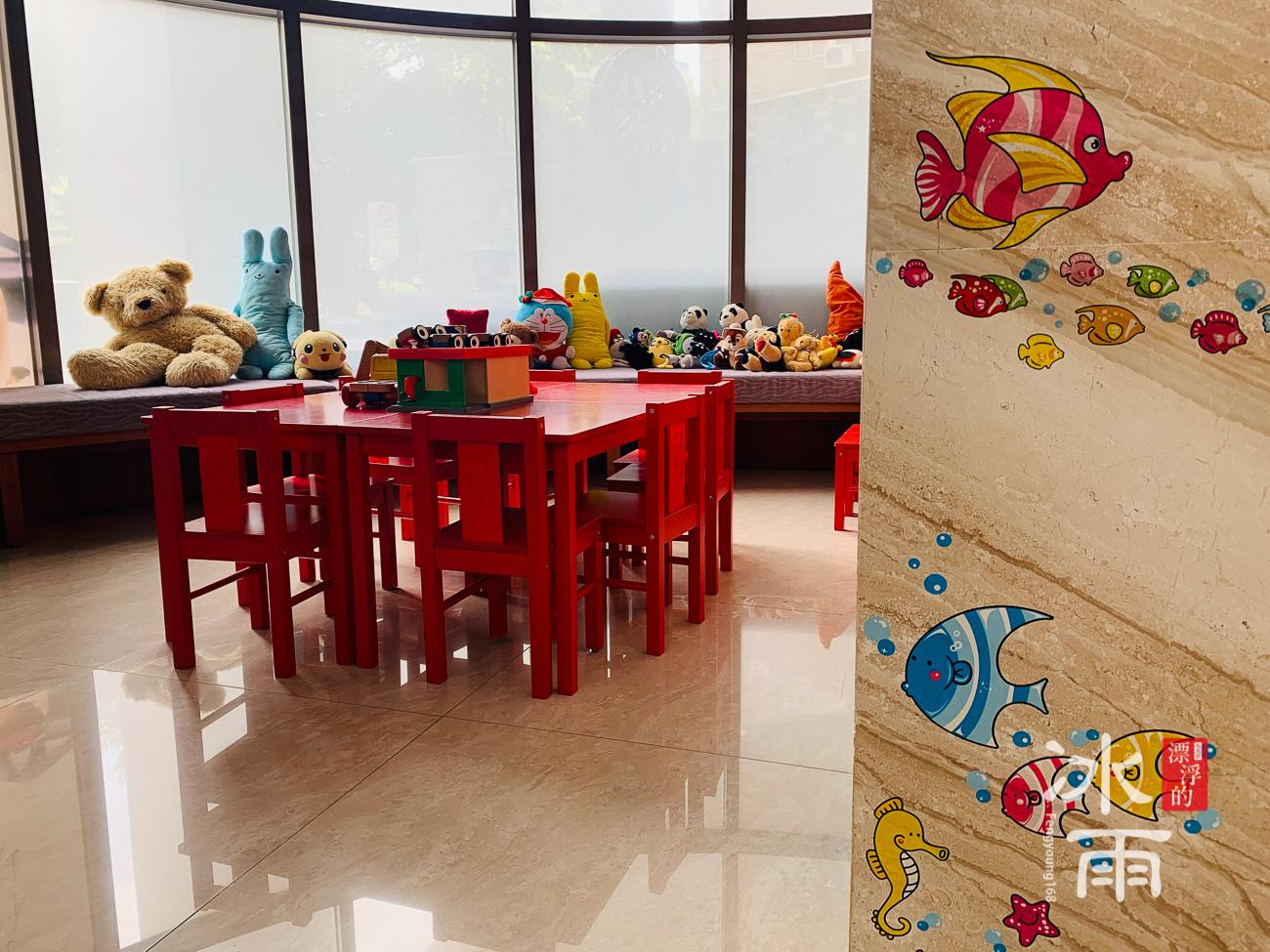 南豐天玥泉 北投館|小孩遊戲區