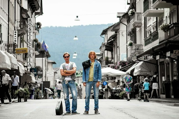 Intervista alla band dei Blonde Brothers
