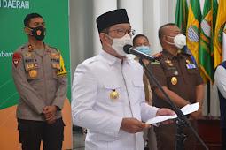 Ridwan Kamil Hormati Keputusan Pencopotan Rudy Sufahriadi dari Kapolda Jawa Barat