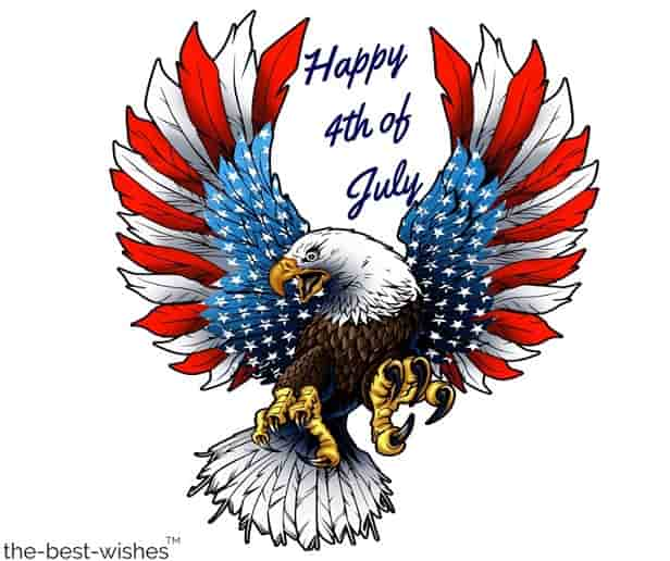 4th of july images free download with eagle