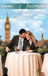 Jessica Steele - Los Planes Del Jefe