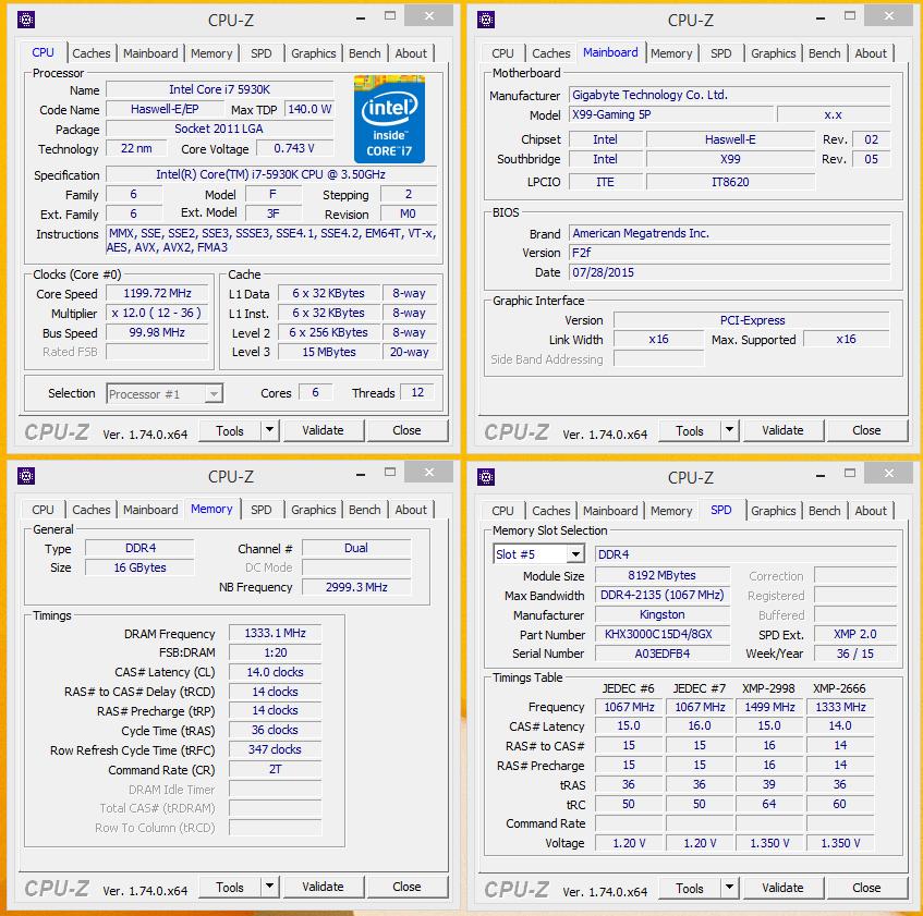 Kingston HyperX Savage 16GB (2x8GB) DDR4 3000Mhz Dual