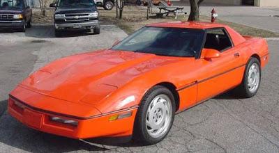 "1989 Corvette Roadster ZR-2 455 ""Big Doggie"""