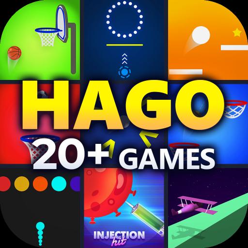 Hago - Club of Casual Mini Games In App
