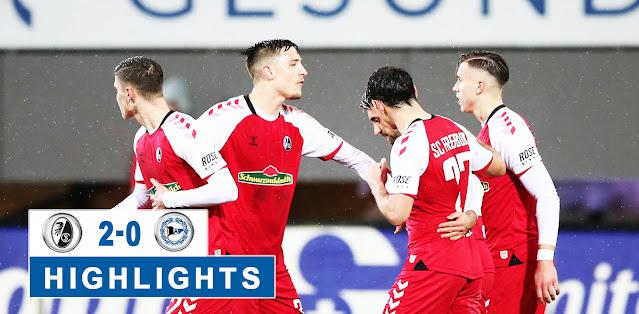 Freiburg vs Arminia Bielefeld – Highlights
