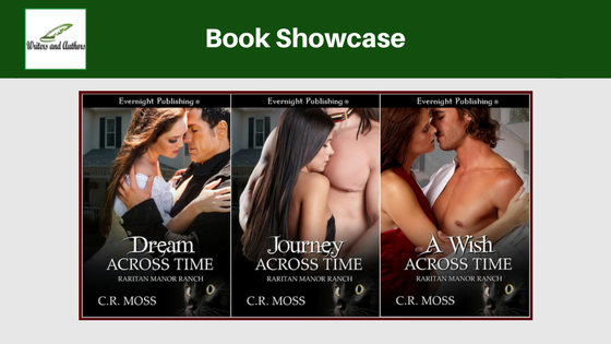 Book Showcase: Raritan Manor Ranch Series by C. R. Moss. Includes giveaway!