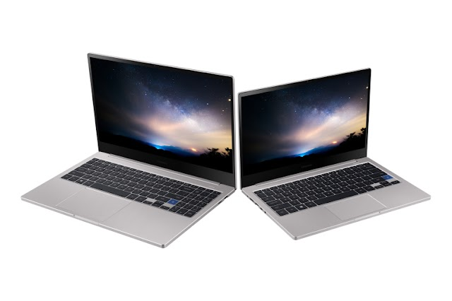 Samsung unveils two new MacBook-like laptops