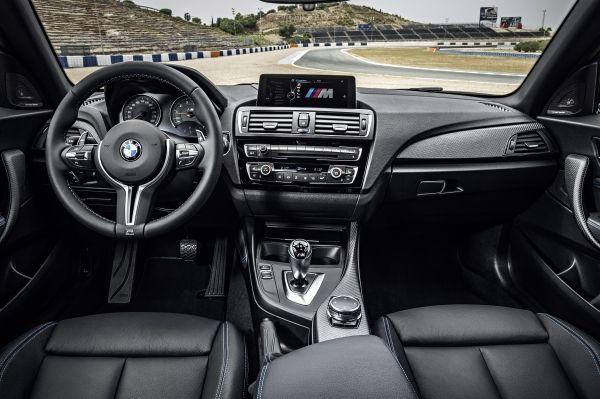 P90199663 lowRes the new bmw m2 coupe Η BMW το 2016 θα γιορτάσει 100 χρόνια ζωής με μια σειρά από εκδηλώσεις και παρουσιάσεις... Mοντέλων
