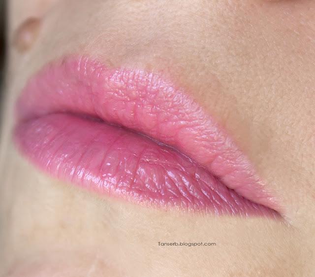 "Sephora Rouge Shine Lipstick #59 ""My wedding dress"""