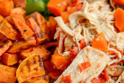 Recipes Dinner Healthy Instant Pot Asian Chicken